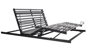 adjustable base bed frame adjustable bed frame freestyle comfort base