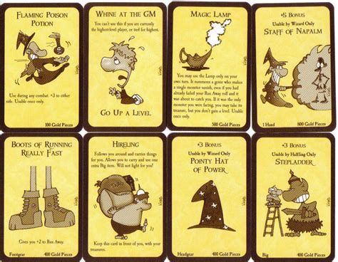 Munchkin Make Your Own And Win A Bit Of
