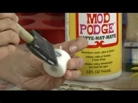 what glue do you use for decoupage can decoupage glue be used on a votive candle candle