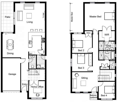 small luxury homes floor plans luxury sle floor plans 2 story home new home plans design