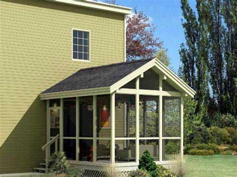 house plans with screened porch cottage style house plans screened porch modern house plan modern house plan