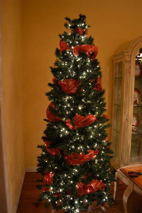 tree mesh decorating decorating with mesh ribbon for 28 images tree with