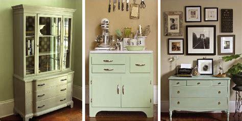 Muebles Pintados Con Chalk Paint Restauracion
