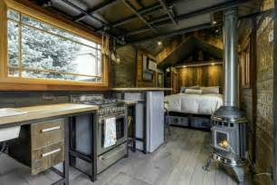 tiny home interiors this 74k tiny home has an interior that s