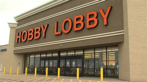hobby lobby time change hobby lobby grand opening ceremony is today