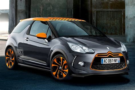 Ds3 Citroen by Citroen Ds3 Racing Technical Details History Photos On