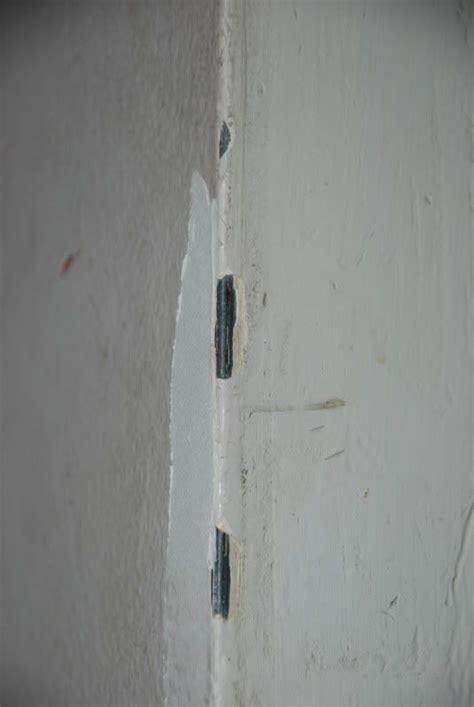 finishing corner bead repairing chipped corner bead drywall repair questions
