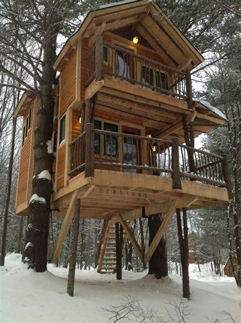 les cabanes dans les arbres architecture fantastique au coeur de la for 234 t archzine fr