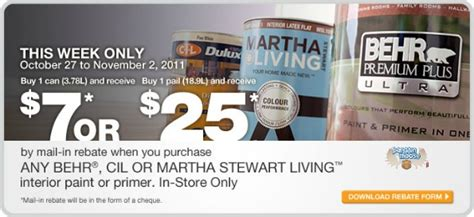 home depot behr paint sale memorial day home depot behr paint labor day rebate