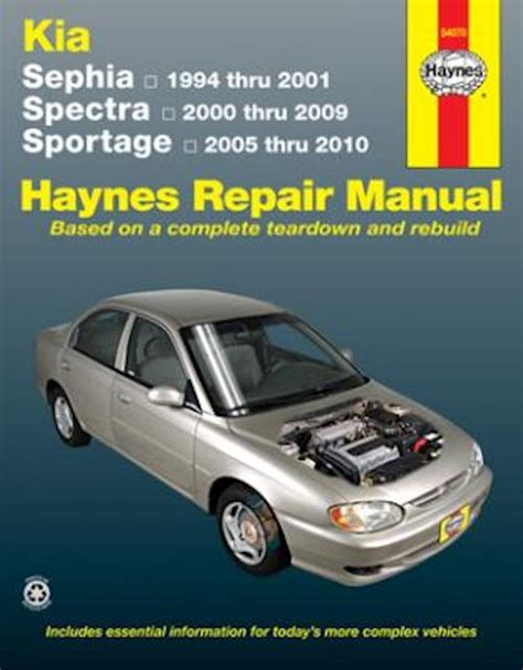 small engine repair manuals free download 2011 kia sorento parental controls kia sephia spectra sportage repair manual 1994 2010 haynes