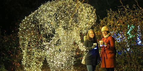 national zoo zoo lights brewlights at zoolights smithsonian s national zoo
