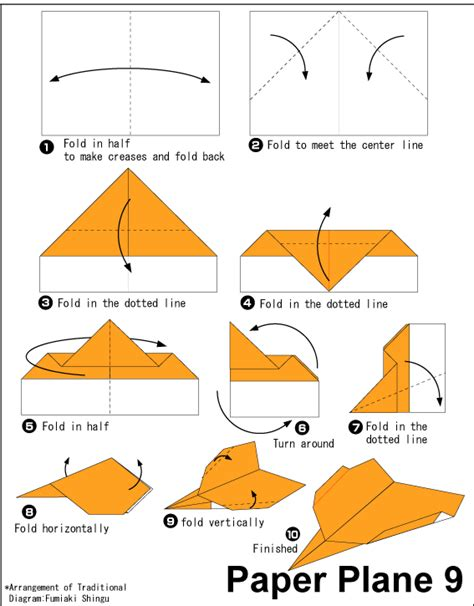how to make origami aeroplane origami paper plane 9 easy origami for