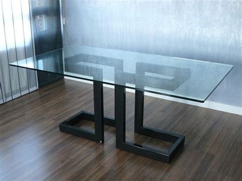 buy glass dining table best 25 glass dining table ideas on glass