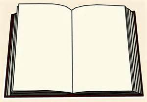 picture of a blank book blank book illustration free stock photo domain