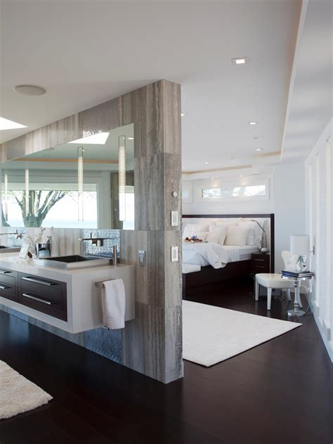 Bedroom And Bathroom Ideas by Gray Master Bedrooms Ideas Hgtv