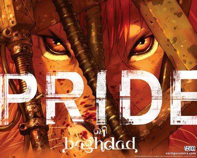 pride of baghdad review pride of baghdad lukebox