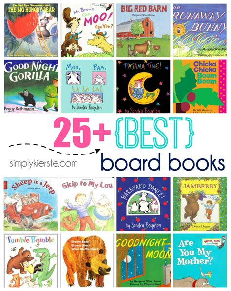 picture board book 25 best board books simplykierste