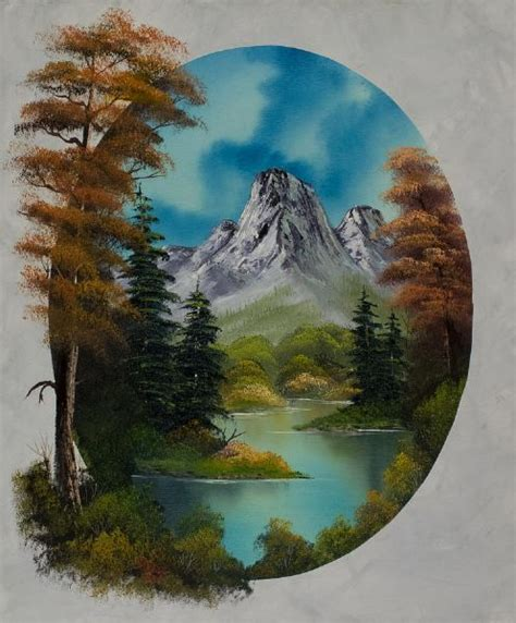 bob ross paintings value early autumn painting bob ross early autumn paintings