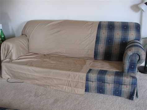 how to sew a sofa slipcover pattern for sofa cover sofa bed slipcover using easy