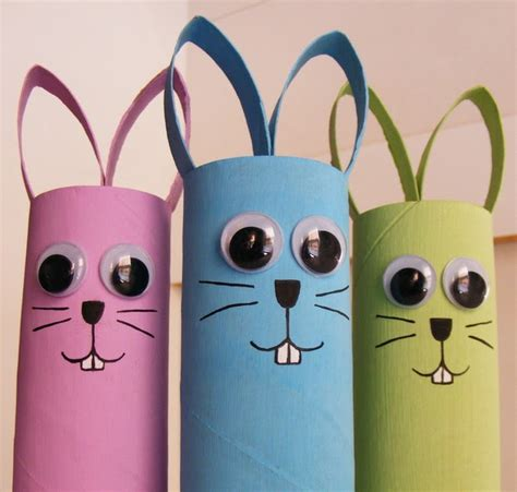 easter toilet paper roll crafts preschool crafts for easter bunny toilet roll craft