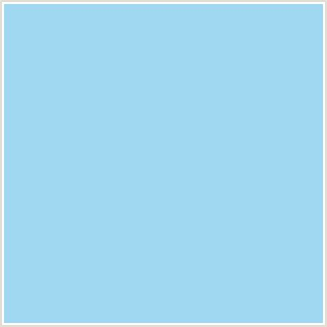 baby blue lights a0d8f1 hex color rgb 160 216 241 baby blue