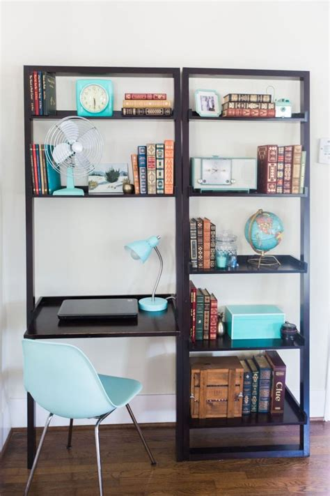 desk and bookshelf best 20 bookshelf desk ideas on desks for