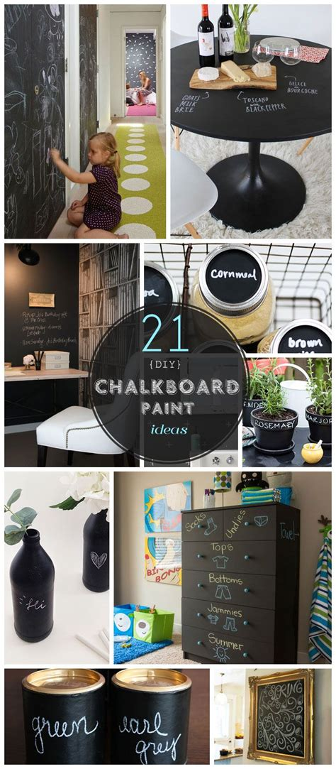 chalkboard paint craft projects 25 best ideas about chalkboard paint crafts on