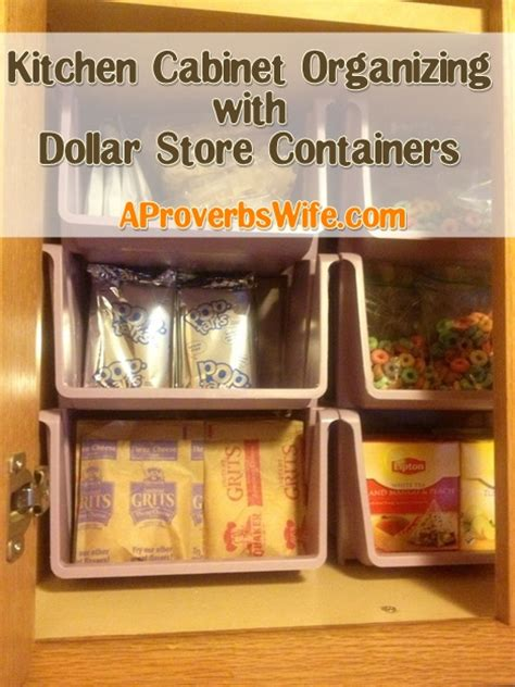 how to organize my kitchen cabinets organized homemaking freezer re do with dollar store