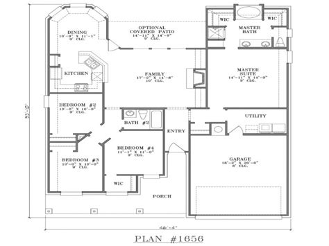 2 bedroom house floor plans 2 bedroom house simple plan small two bedroom house floor