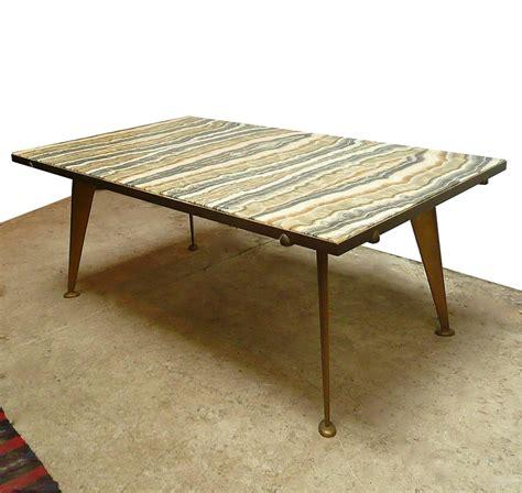 quartz coffee table richard for montici quartz and bronze coffee