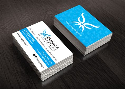 what makes a great business card creating a great business card emerge designs