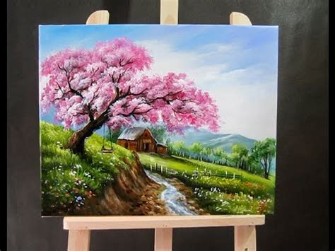 acrylic painting landscapes beginners how to paint landscapes with acrylics for beginners