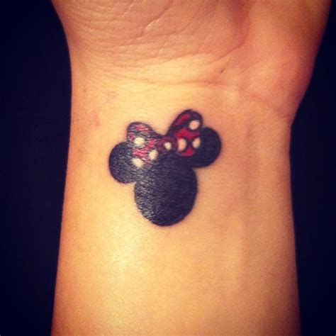 minnie mouse tattoos designs ideas and meaning tattoos