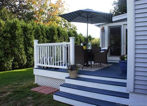 home depot paint for deck 600 diy deck makeover using behr deckover and veranda
