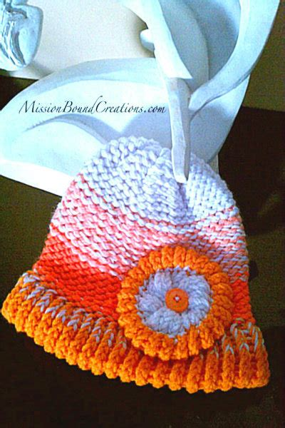 how to knit a flower on a loom search results for knit hat patterns free calendar 2015