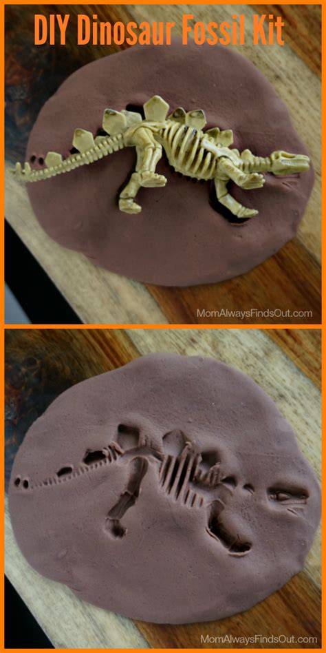 Dinosaur Crafts Diy Fossil Kit And Favors