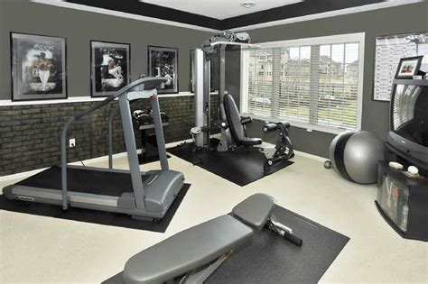paint colors for exercise room whole house makeover contemporary home other