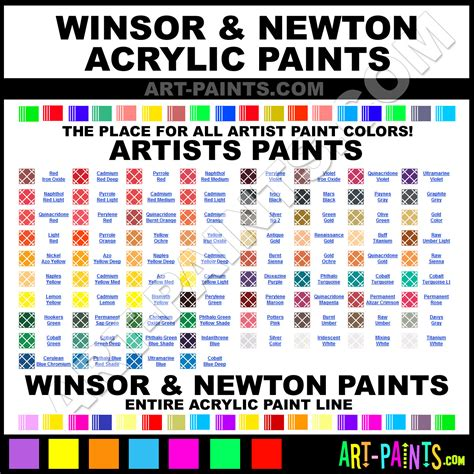 acrylic paint winsor and newton mixing white artists acrylic paints 415 mixing white