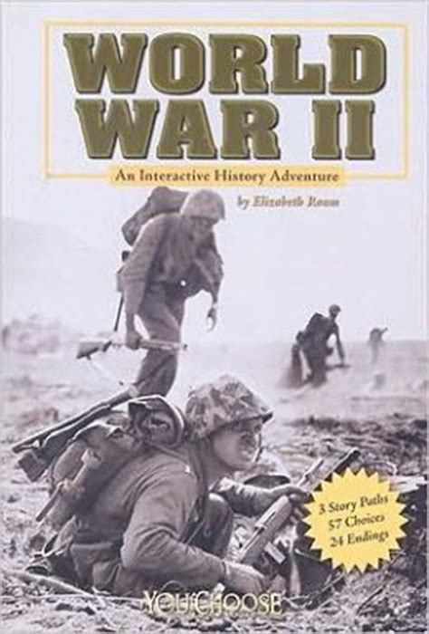 world war 1 picture books world war ii an interactive history adventure by