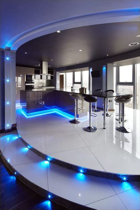 led lights for kitchen kitchen ultra modern kitchen concepts with beautiful led
