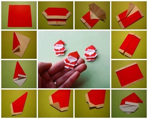 origami santa santa claus origami random cool