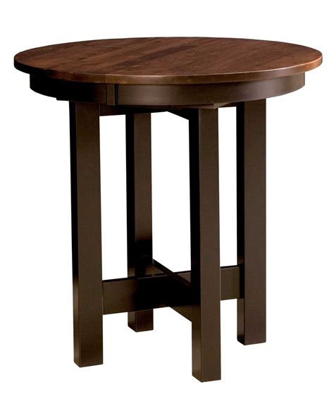Pub Dining Table Lacrosse Dining Pub Table Amish Direct Furniture