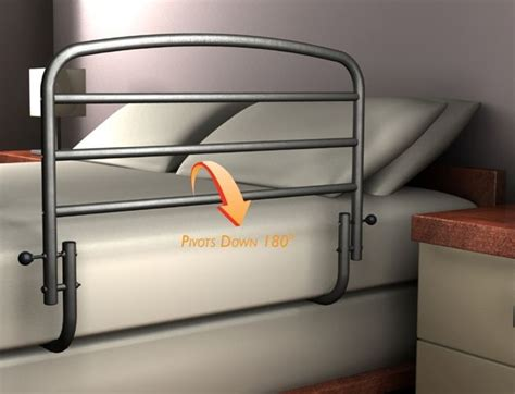 safety rails for bed 30 inch safety bed rail by stander bed rail rail