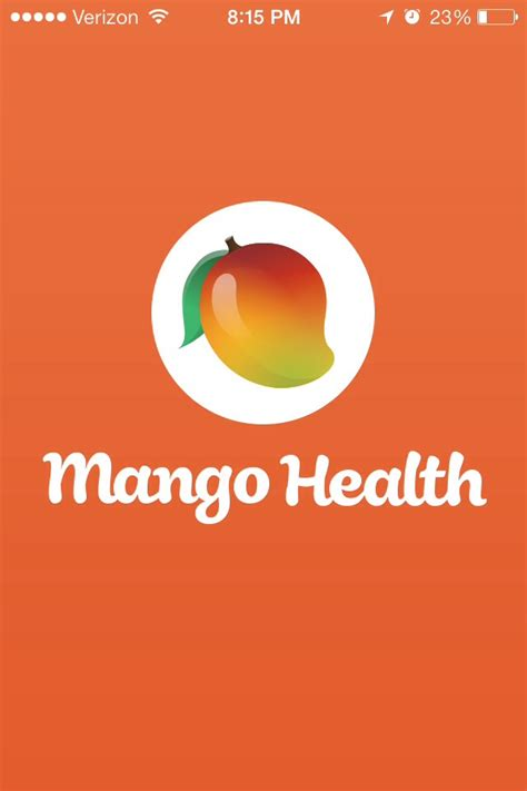 mango app great iphone app mango health trusper