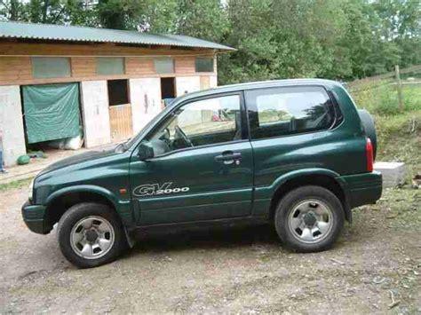 2000 Suzuki Vitara by Suzuki 2000 Grand Vitara Gv2000 Green Car For Sale