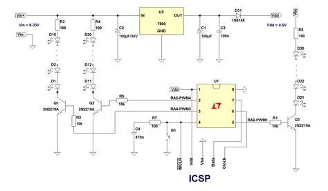 light controller schematic light controller schematic led