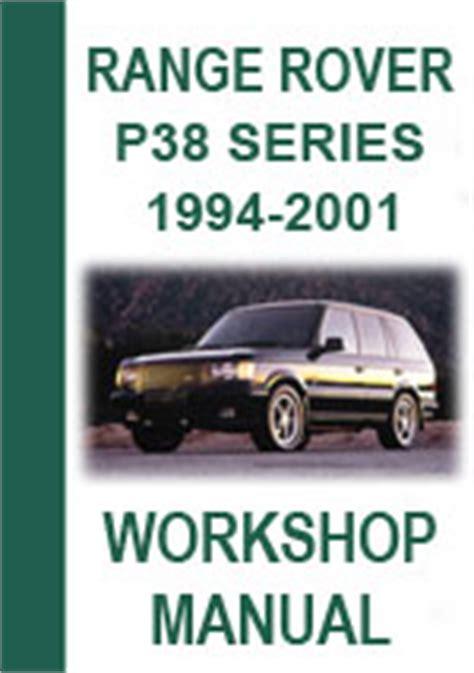 free car repair manuals 2001 land rover range rover free book repair manuals range rover p38 1994 2001 workshop repair manual