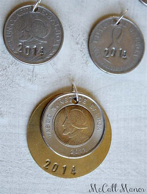 how to make jewelry out of coins keepsake coin jewelry guest post unoriginal