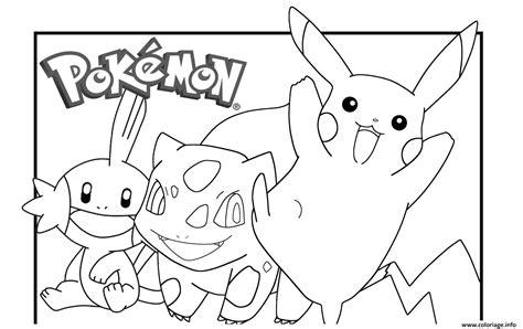 Coloriage Pikachu 16 Dessin