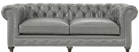 grey leather chesterfield sofa vintage leather chesterfield aristocrat sofa set vintage